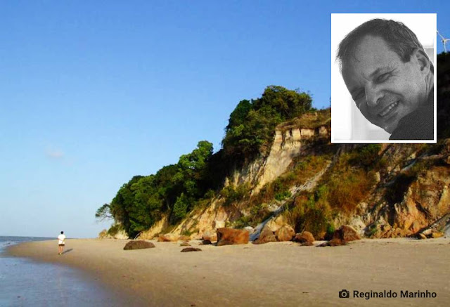 clovis roberto praia cabo branco joao pessoa ambiente de leitura carlos romero