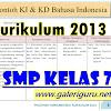 Contoh KI KD Bahasa Indonesia Kelas 7 K13 Revisi 2018 _ Galeri Guru