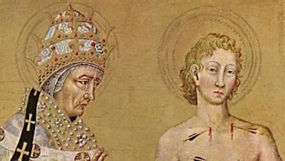 Saint Fabian and Saint Sebastian