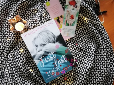 """Recenzja książki: """"First Last Look""""- Bianca Iosivoni"""