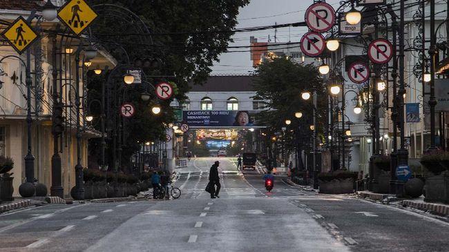 Kota Bandung Resmi Memperpanjang PSBB