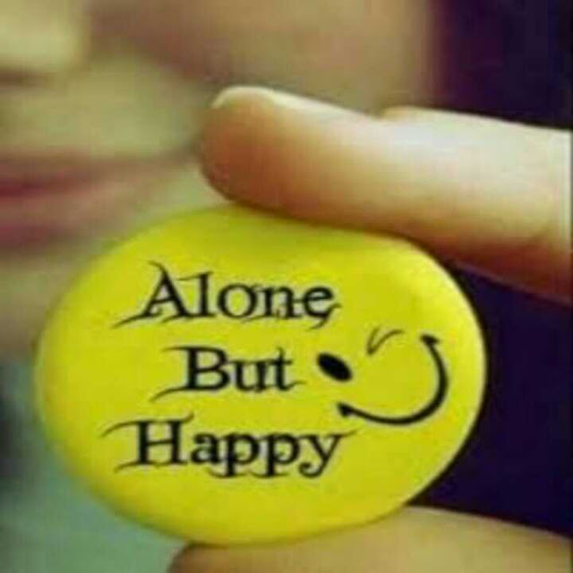 Alone Attitude Whatsapp DP Profile Picture for boys and girls