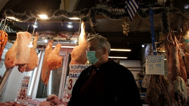Αυξημένη η κίνηση στα κρεοπωλεία - «Βασιλιάς» του εορταστικού τραπεζιού το χοιρινό