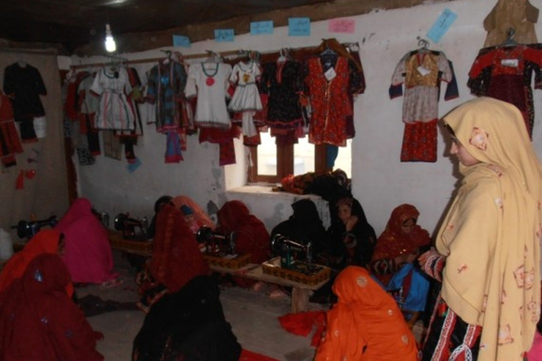 Economic Empowerment of Kashmiri Females