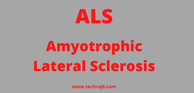ALS full form, What is the full form of ALS