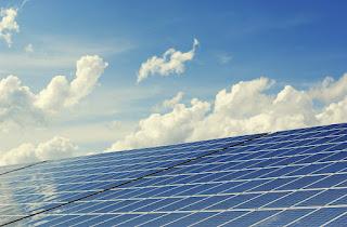 plts, terapung, panel, surya, listrik
