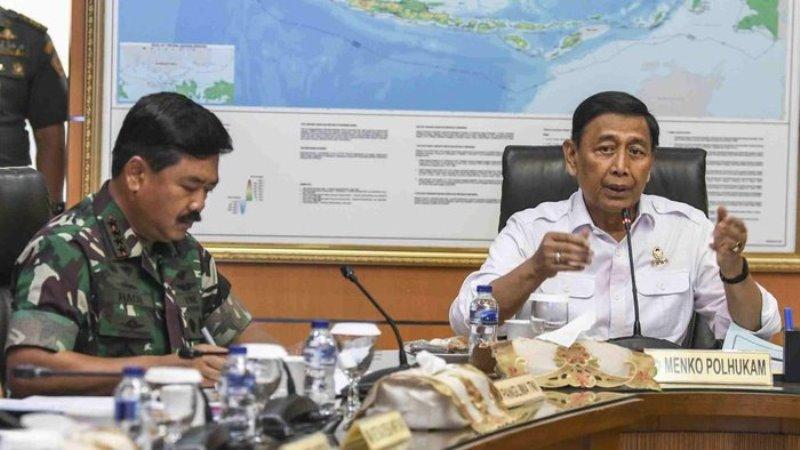 Wiranto Klaim 6.500 Aparat TNI dan Polri di Papua Sebagai Jumlah yang Kecil