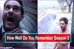 How Well Do You Remember Season 3 Lucifer (For True Fans)