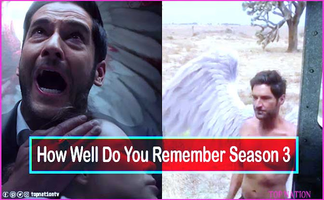 How Well Do You Remember Season 3 Lucifer