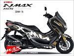 New Nmax Grafis custom