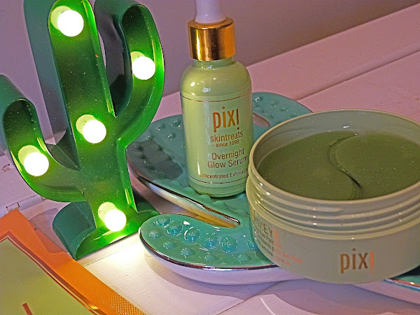 Pixi Beauty Review | Glow Tonic, Sheet Masks, Glow Serum & Eye Patches | Discovering Pixi For The First Time.