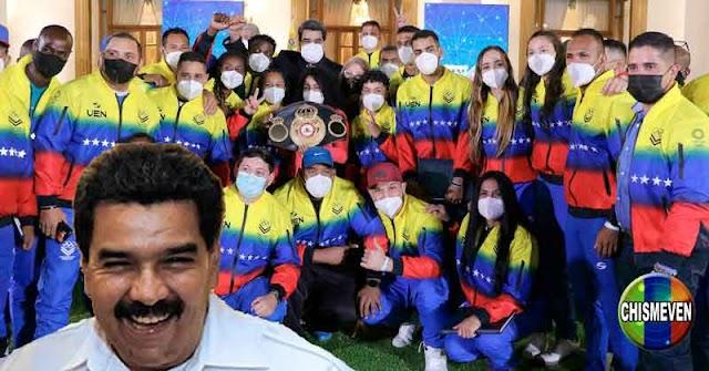 Se acabó para Venezuela el Show de las Olimpiadas - Ahora volver a la realidad