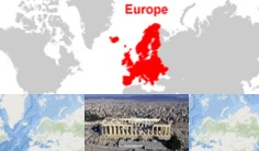 letak geografis dan astronomis eropa
