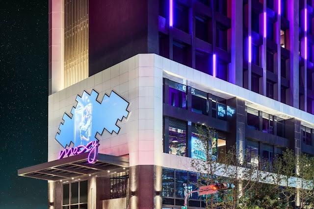 Marriott萬豪旗下台中Moxy酒店(Moxy Taichung)開幕,住五付四省更多