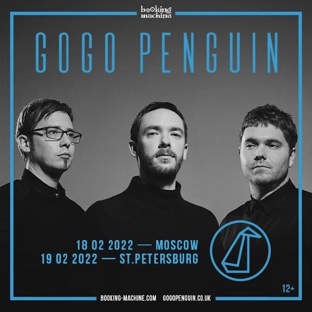 GoGo Penguin в России