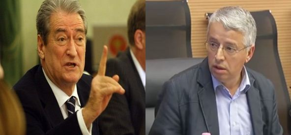 Interior Minister Sandër Lleshaj to Former Prime Sali Berisha: Disgust for the Monster