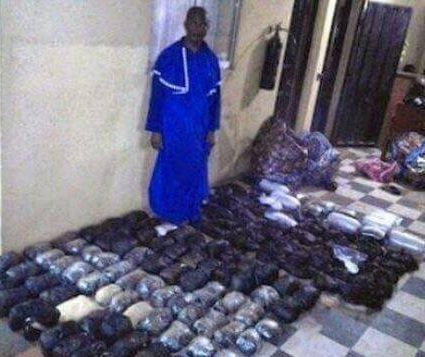 Pastor Arrested With 120 Human Skulls
