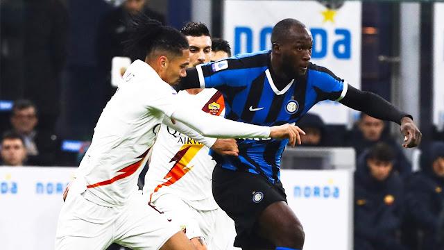 Inter vs Roma Highlights