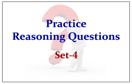 Practice Reasoning Questions