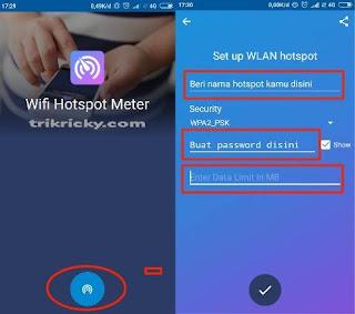 Setting Hotspot wifi meter 2