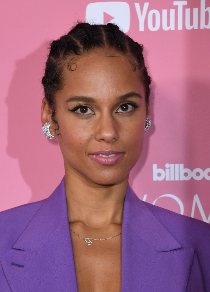 Alicia Keys — Alicia Augello-Cook