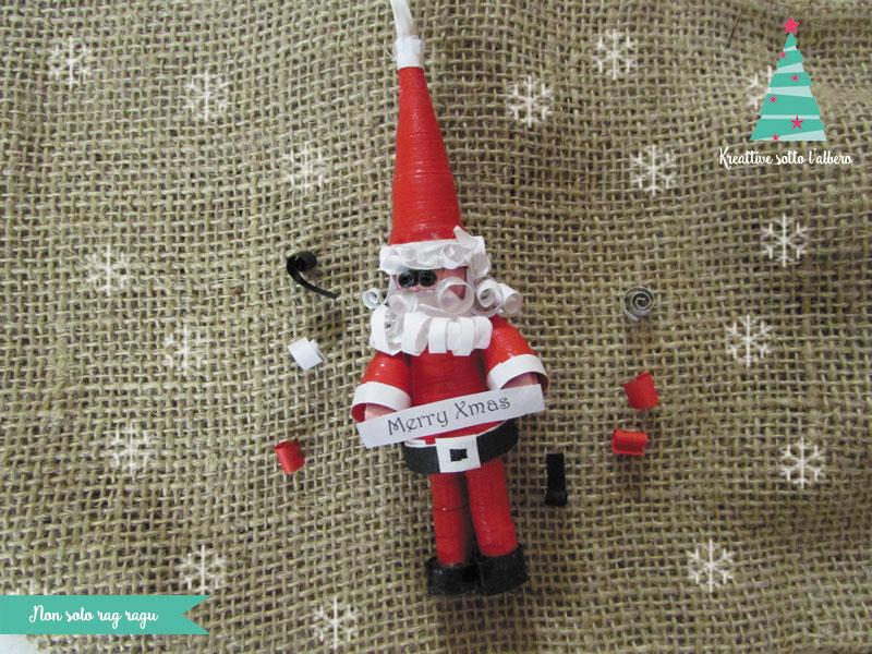 Babbo Natale Fatto Con I Bicchieri Di Plastica.Come Fare Un Di Natale Guest Post Natalizio Albero Di