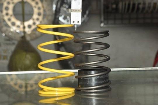 Per Pulley Sekunder - Cara Modifikasi Motor Mio M3 125cc Agar tarikan Mesinya Lebih Ringan