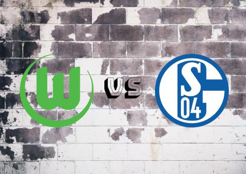 Wolfsburg vs Schalke 04  Resumen