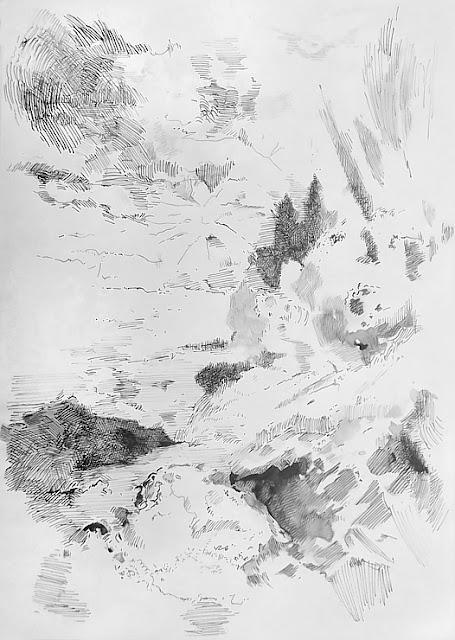 """1999 """"Frühling"""" von Andres Kreienbuehl"""