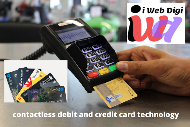 contactless debit and credit card technology