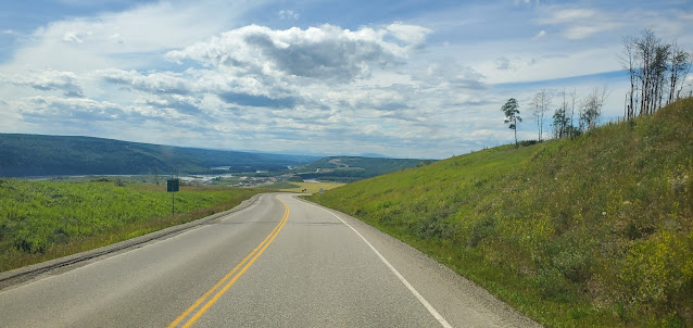 highway 29 Peace River BC