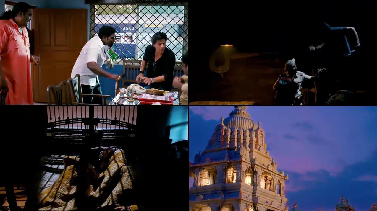 Chennai Express (2013) 720p BluRay 900mb