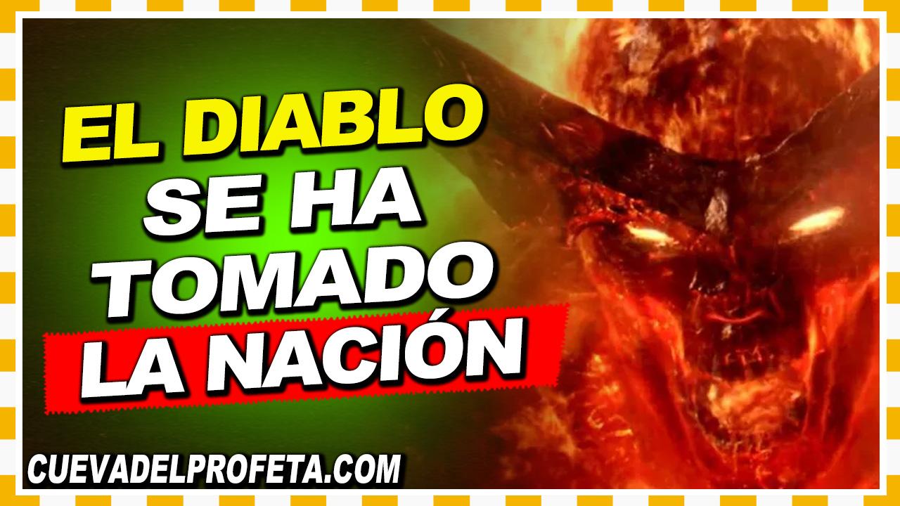 Porque el diablo se ha tomado la nación - William Branham en Español