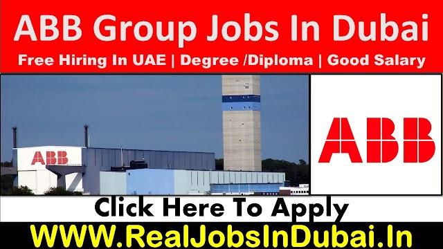 ABB Group Careers - UAE 2020