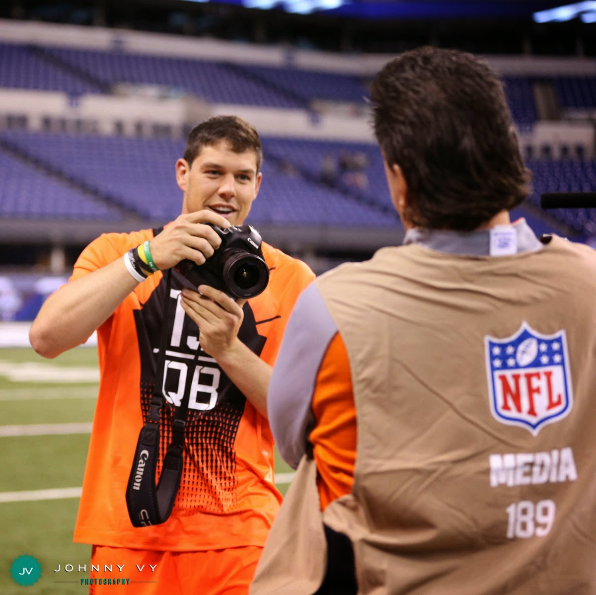 Nfl Combine Bench Record: Johnny Vy Photography Blog: March 2015