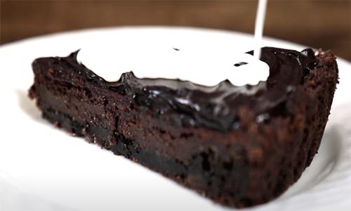 Chocolate mud pie recipe