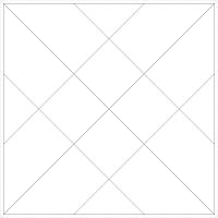 Imaginesque: Quilt Block 15: Templates for EPP, Fabric