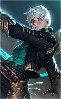 Gusion Moonlight Sonata Heroes Assassin Mage of Skins V2