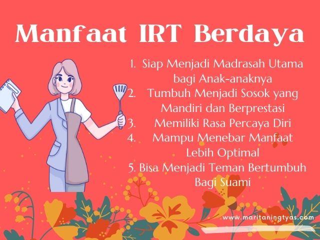 upskilling dan reskilling ala IRT