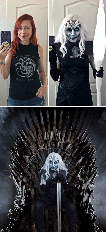Night Queen - Game Of Thrones