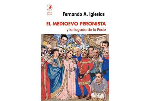 Caricatura de todos los presidentes y personajes de Argentina
