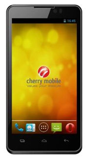 Cherry Mobile Thunder is a $125 dual-core 4.5-inch ICS smartphone