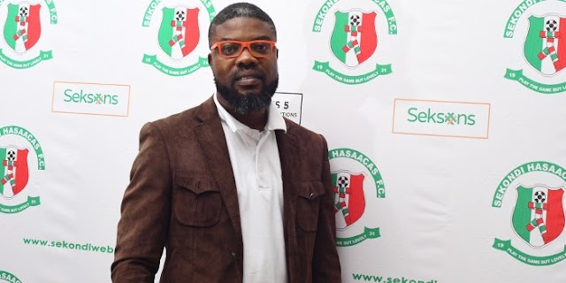 Hasaacas Appoints Ebo Kobina Baiden As The Club's Finance Officer