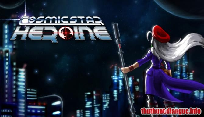 Download Game Cosmic Star Heroine Full Cr@ck
