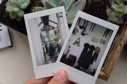 Ukuran Cetak Foto Polaroid dan Cara Membuatnya