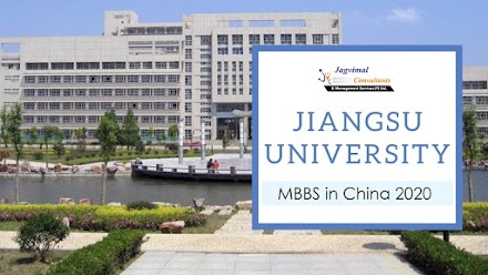 20 Points Have to Know About Jiangsu University for Doing MBBS in China