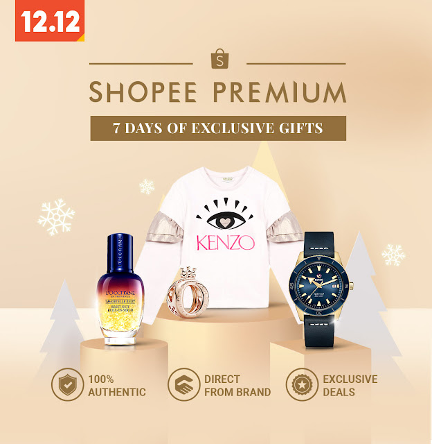 Shopee Premium Online Shopping ecommerce Malaysia