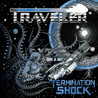 "Το album των Traveler ""Termination Shock"""