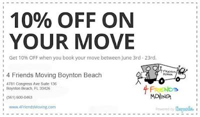 4 Friends Moving Boynton Beach, FL