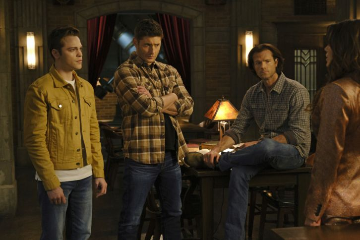 Supernatural - Episode 15.17 - Unity - Promo, Promotional Photos + Press Release